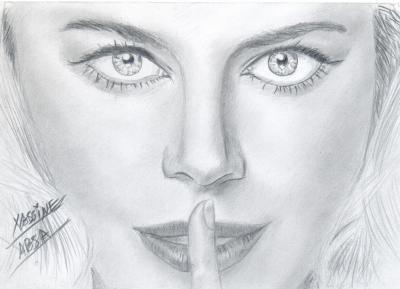 Nicole Kidman par yassine